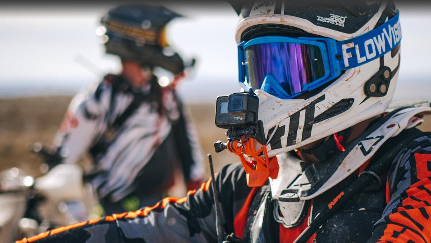 Best Motorcycle Action Camera Mounts - Our Picks