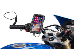 UA Ultimateaddons Apple iPhone X Tough Motorcycle Case Triumph Street Triple.