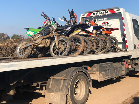 South Yorkshire Police Off Road Team