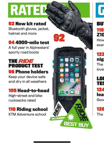 Ride Magazine smartphone case best buy