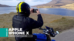 UA Ultimateaddons Apple iPhone X Tough Motorcycle Case North Coast 500 NC500