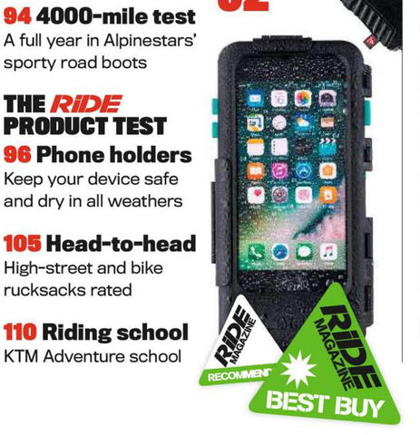 Ultimateaddons Wins a RiDE Best Buy Triangle