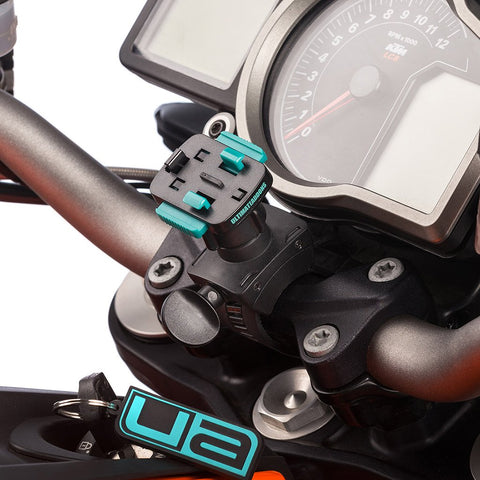 motorcycle waterproof smartphone attachment iphone