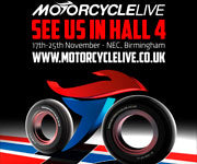 Visit Us At Motorcycle Live