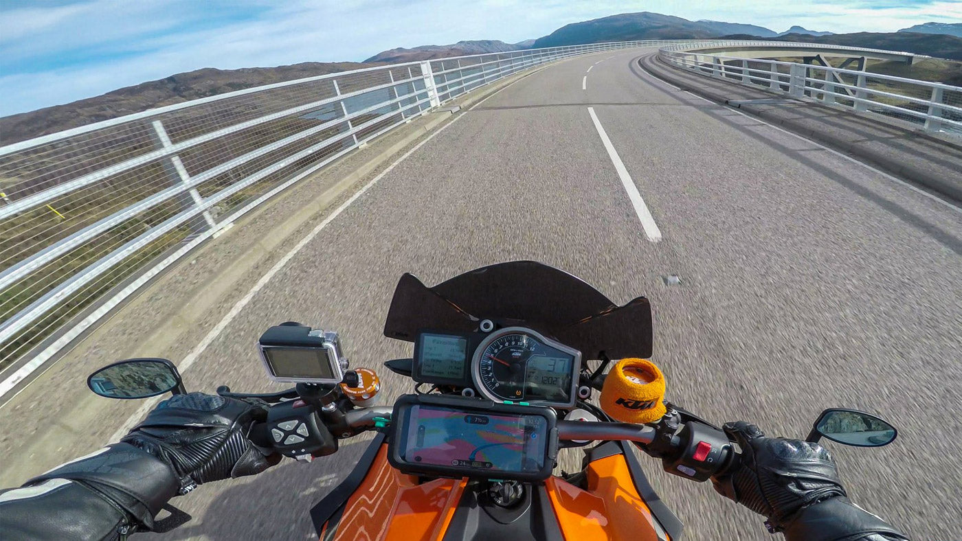 TomTom Mobile Motorcycle Satnav for Smartphones