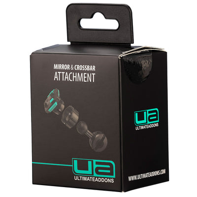 Ultimateaddons Motorcycle Mirror / Crossbar 8-16mm Attachment - Ultimateaddons