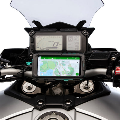UA Smartphone Motorcyclist One Box Tough Case Mount Kit - Ultimateaddons
