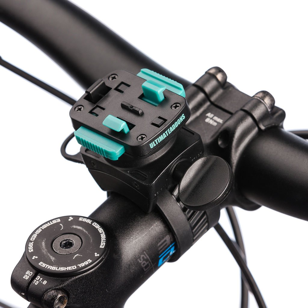 Ultimateaddons Helix Locking Strap Bike Attachment 21-40mm - Ultimateaddons
