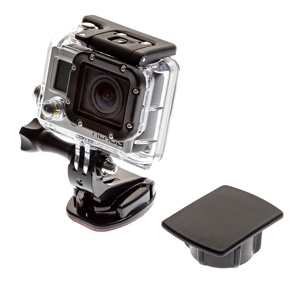 Ultimateaddons 25mm to Flat Surface Action Camera Adapter - Ultimateaddons