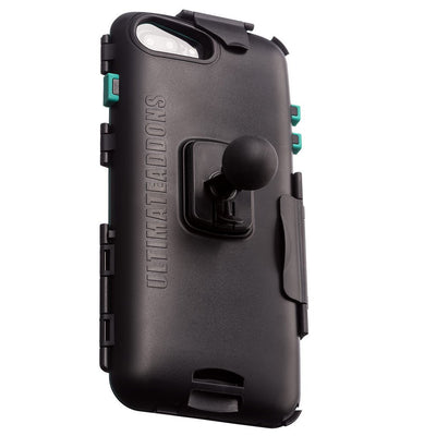 Tough Waterproof Motorcycle Mount Case for Apple iPhone SE - Ultimateaddons