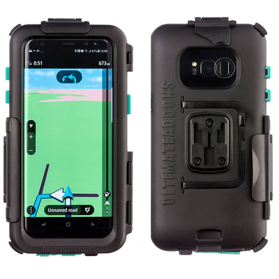 Samsung Galaxy S8 Tough Waterproof Mount Case