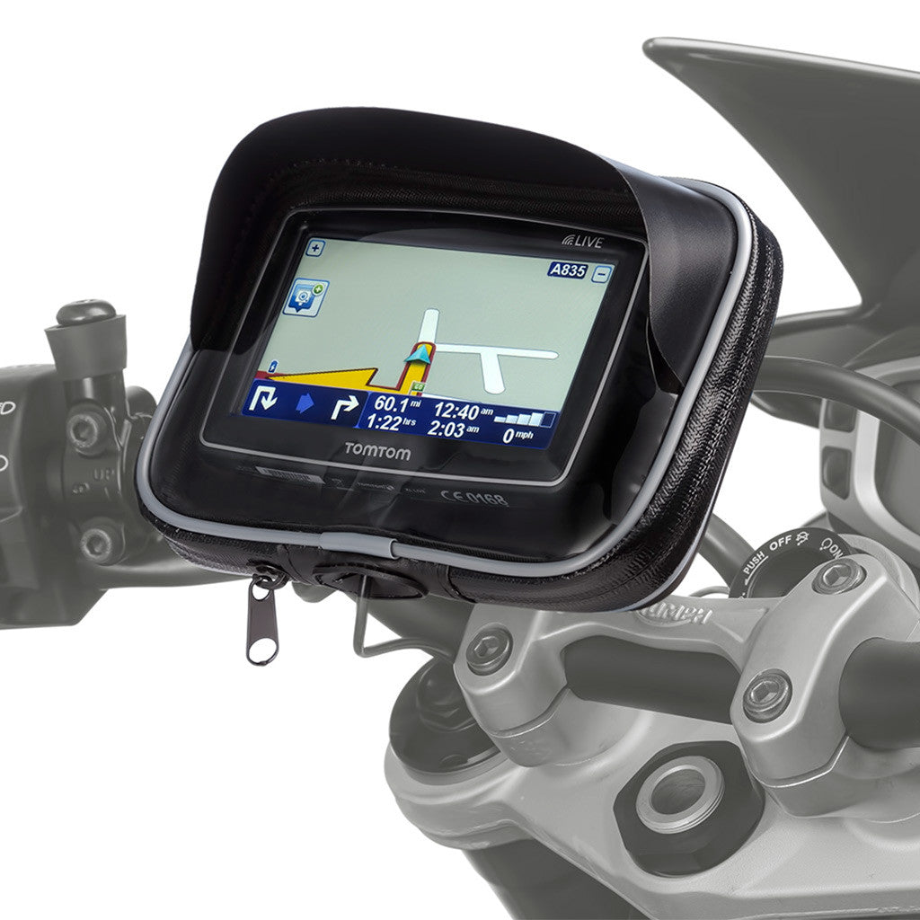 GPS Visor Water Resistant Mount Case - Ultimateaddons