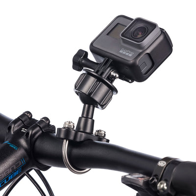 Strong Bike Action Camera Handlebar Mounting Bracket Kit - Ultimateaddons