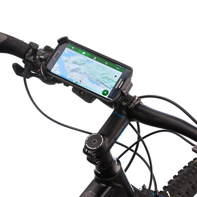 Strong Secure Smartphone Holder Bicycle Handlebar Mounting Kit - Ultimateaddons