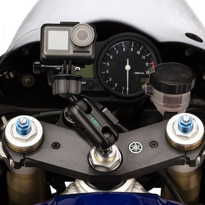 DJI Osmo Action Camera Mounting Kit for Sports Motorcycles - Ultimateaddons