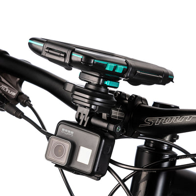 Dual Handlebar Attachment for Ultimateaddons Case + Action Camera - Ultimateaddons