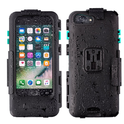 Apple iPhone 6 7 8 / Plus Motorcycle Crossbar Adv Waterproof Case Mounting Kit - Ultimateaddons