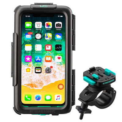 Strong Bike Handlebar Mounting Kit Waterproof Tough Case for Apple iPhone 11 - Ultimateaddons