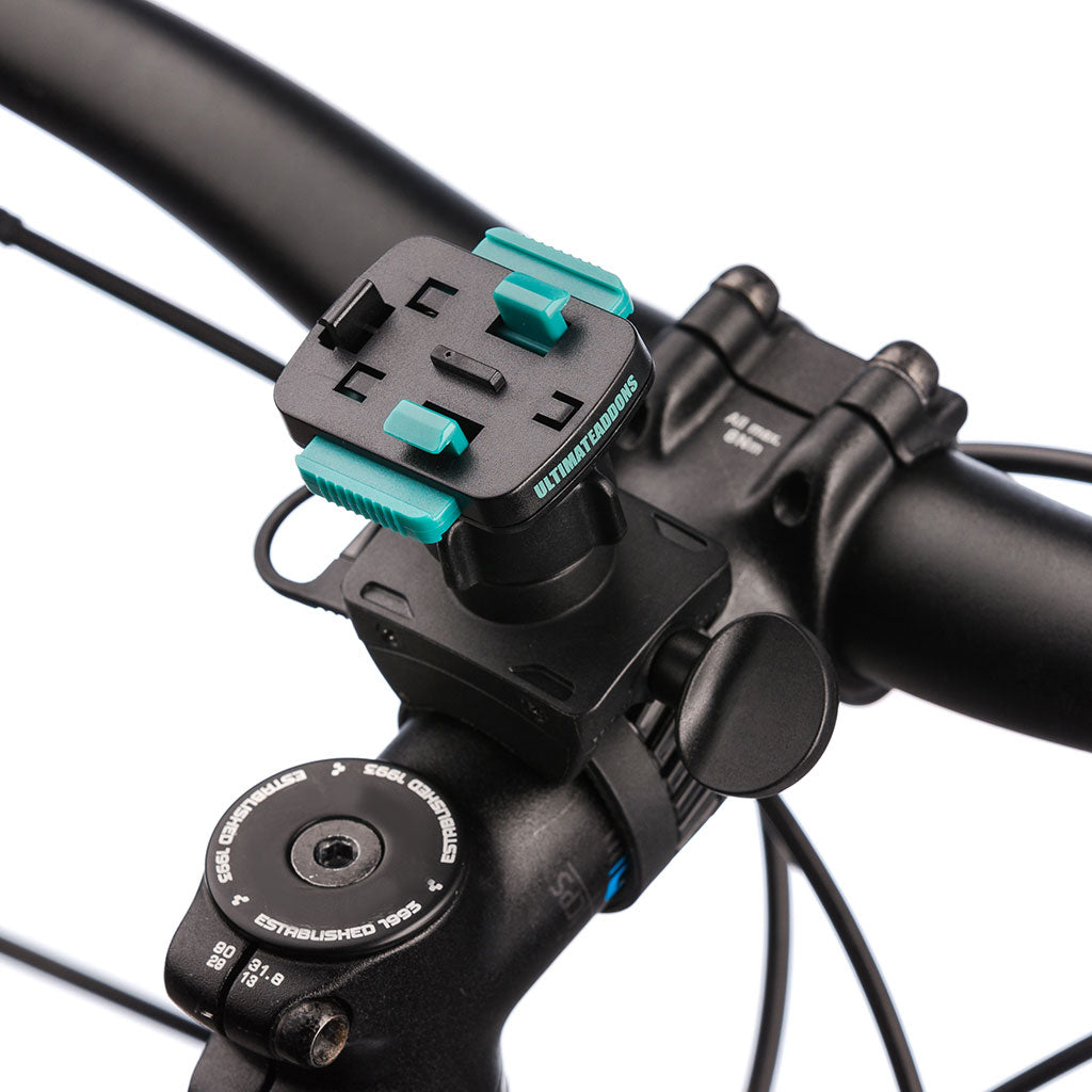 Bicycle Handlebar Swivel Helix Strap with Ball Attachment