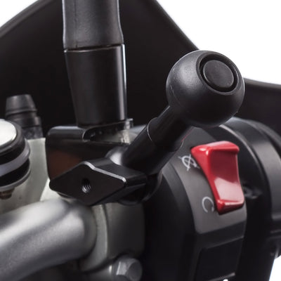 Ultimateaddons Metal Motorcycle Mirror / Crossbar Attachment