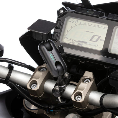 Solid Metal Motorcycle Action Camera Mount for Drift Cameras - Ultimateaddons