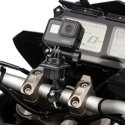 Strong Metal Handlebar Mount Kit for GoPro Hero Action Cameras - Ultimateaddons