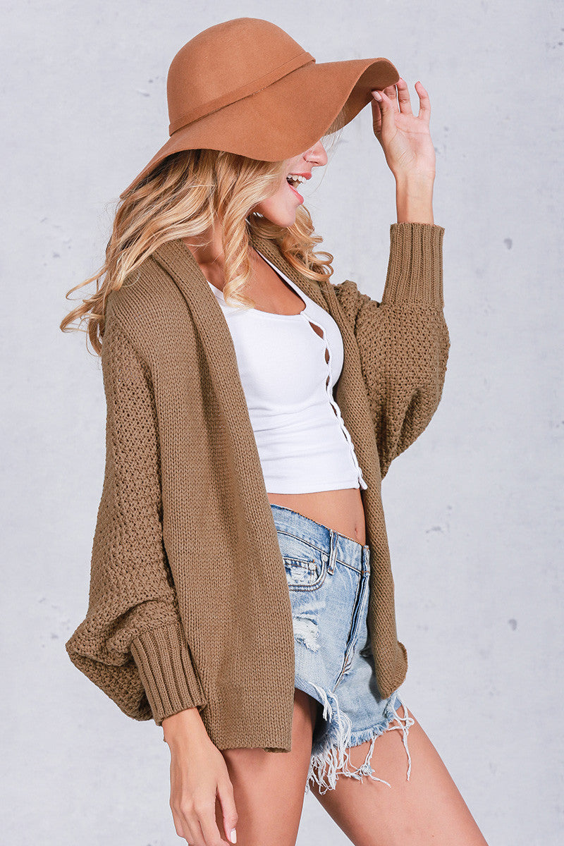 Knitted Everyday Cardigan