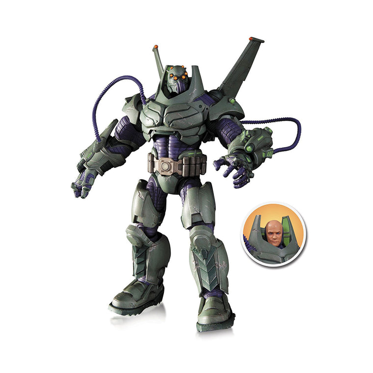 Armoured Lex Luthor (The New 52) Figure - 8.5