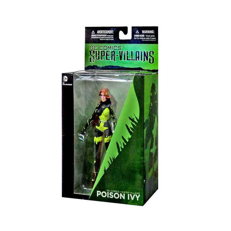 DC Collectibles - POISON IVY Figure - The New 52 Series - 6.75