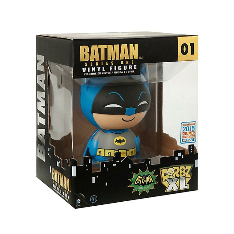 #01 Funko Dorbz Batman Classic TV Version XL - SDCC 2015 Exclusive ** Rare **