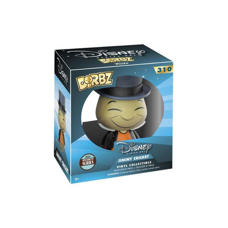 #310 Funko Dorbz - JIMINY CRICKET - Disney Speciality Series Figure UK Stock