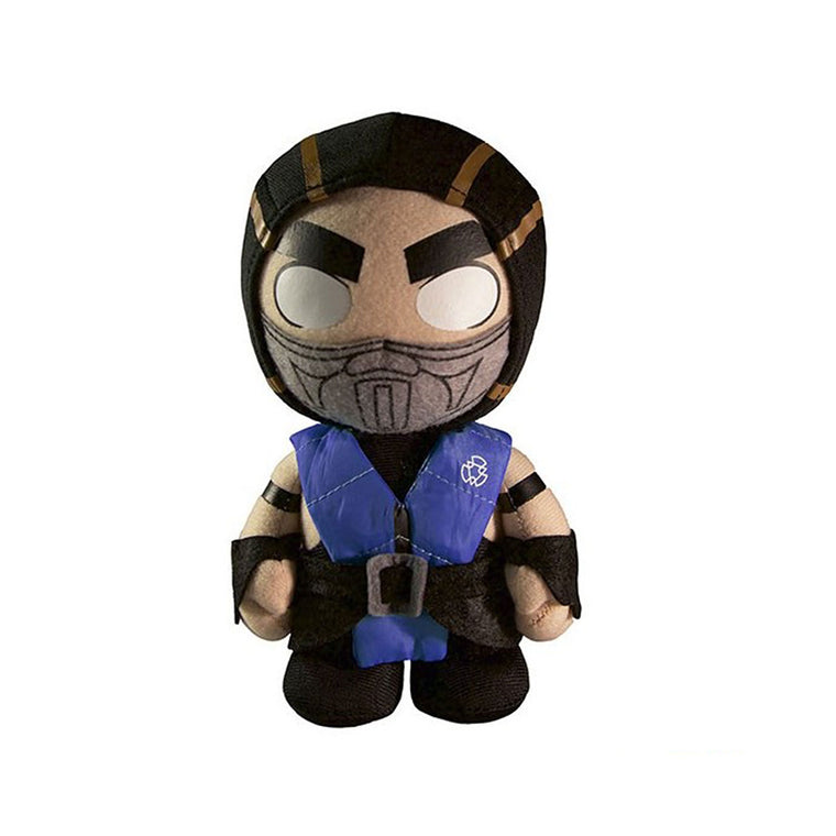 Mortal Kombat X - SUB ZERO PLUSH TOY - ** 20cm MK X Plushie Soft Toy **
