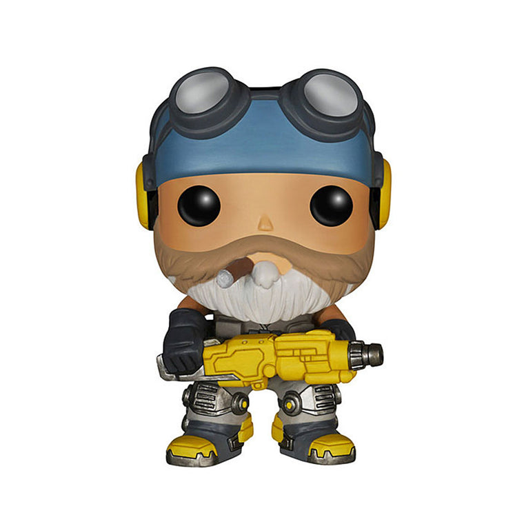 Funko Pop Games Evolve - #39 HANK FIGURE Vinyl Series (9cm/3.5