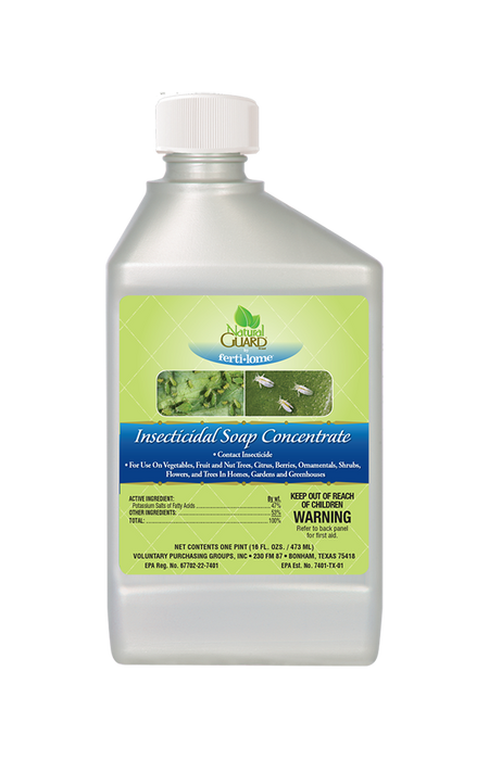 Natural Guard Insecticidal Soap 16oz