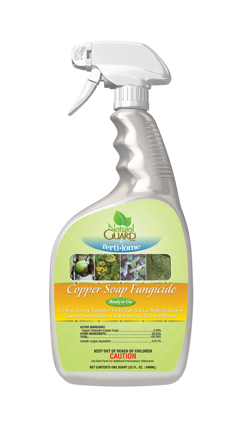 Natural Guard Copper Soap Fungicide 32oz