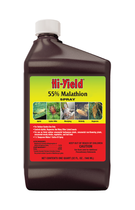 Hi-Yield® 55% Malathion Spray