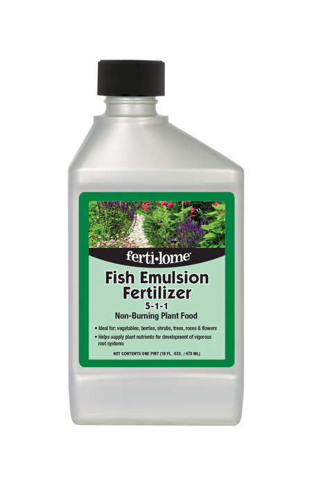 Fertilome Fish Emulsion Fertilizer 16oz