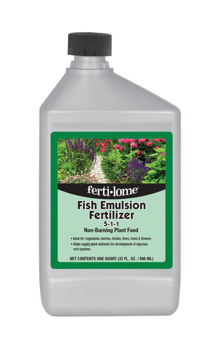 Fertilome Fish Emulsion Fertilizer 32oz