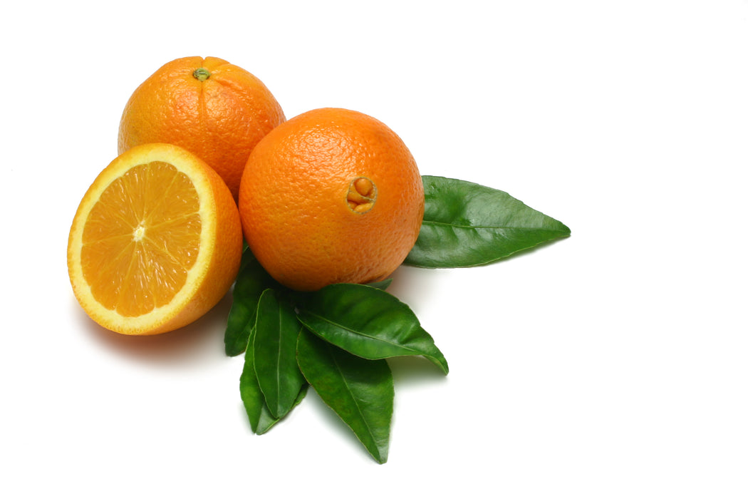 Navel Orange Fruit