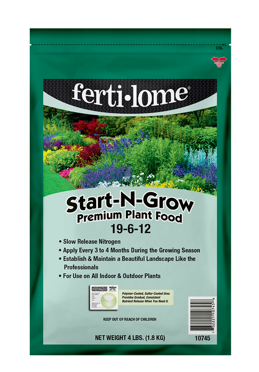 Fertilome Start-N-Grow Premium Plant Food 4lbs