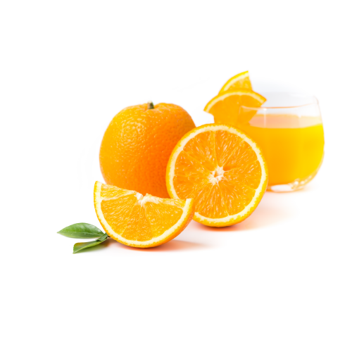 Valencia Orange Fruit