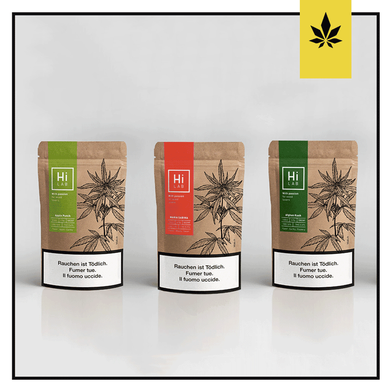 Fleurs Indoor - CBD Cup 2017 - Winners Pack