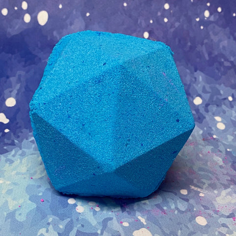 Geeky Clean Bath bomb