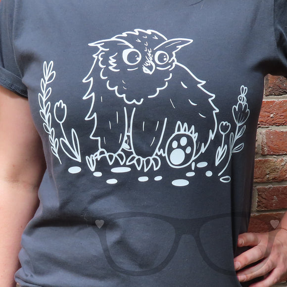 Owlbear t-shirt - Mini Geek Boutique