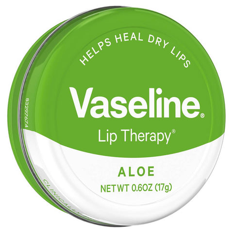 Vaseline Petroleum Jelly Lip Therapy - Aloe Vera