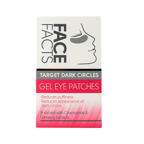 Face Facts - Target Dark Circles Gel Eye Patches