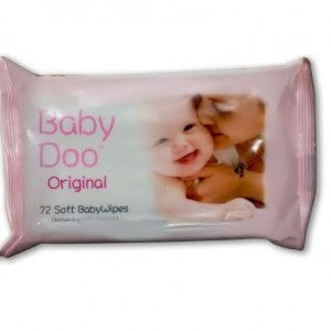 Baby Doo Wipes - Original Pink