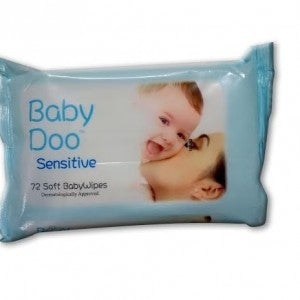 Baby Doo Wipes -  Sensative