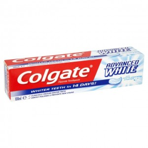 Colgate Advanced Whitening Toothpaste 100ml