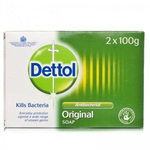 Dettol Antibacterial Soap Bar